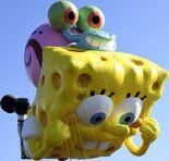 SpongeBob SquarePants & Gary by Nickelodeon