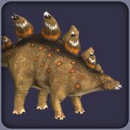 Stegosaurus (Blue Fang)