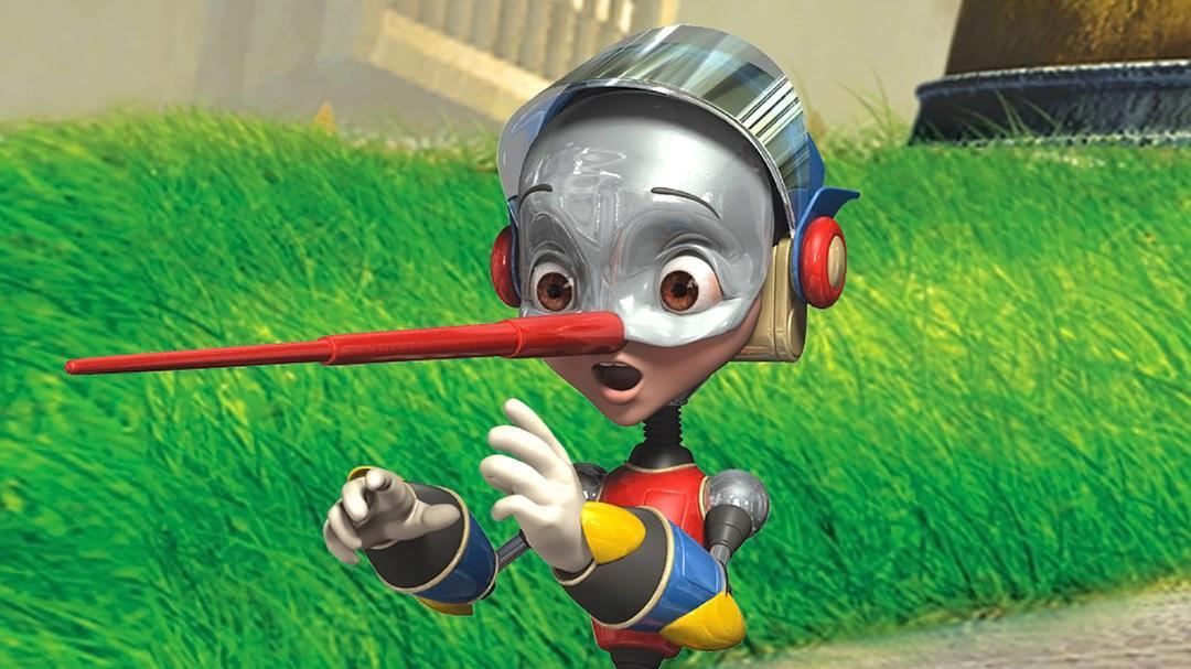 Pinocchio 3000/The Muppets