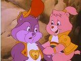 Cheer Bear (The Care Bears Family)