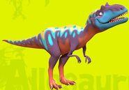 Dinosaur Train Allosaurus