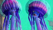 Ernie the Jellyfish and Bernie the Jellyfish in Shark Tale (2004)