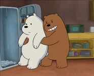 Grizz and Ice Bear