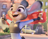 Judy removes meter maid shirt 3