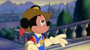 Mickey in Mickey, Donald, and Goofy - The Three Musketeers
