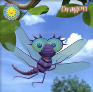 Miss Spider's Sunny Patch Friends Character Promo - Dragon