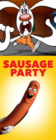 Mr. Whiskers Hates Sausage Party (2016)