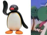 Nori the Penguin