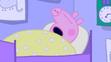 Peppa Pig snoring