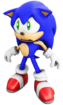 Sonic frown