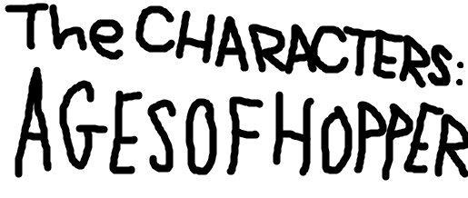 Characters: Age of Hopper