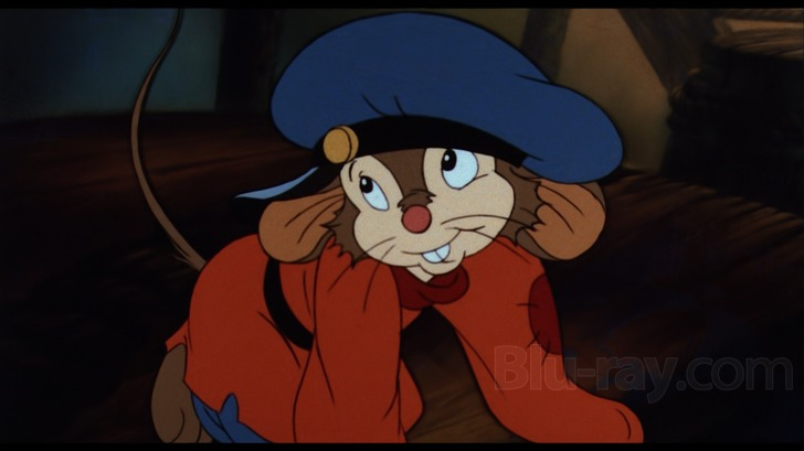 A Case of Stage Blight (Oliver and Fievel Rescue Rangers)