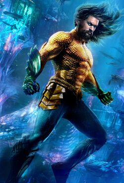 Aquaman Arthur Curry Character Textless Poster.jpg