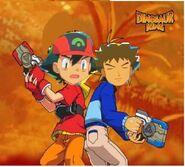 Ash Taylor and Brock Owen