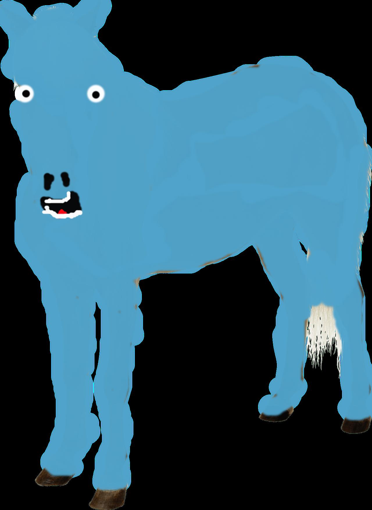 Fuzz the Pony