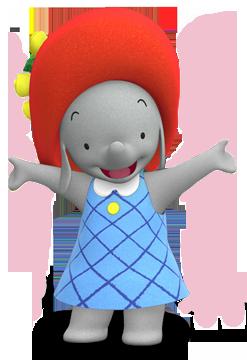 Ella the Elephant (character)
