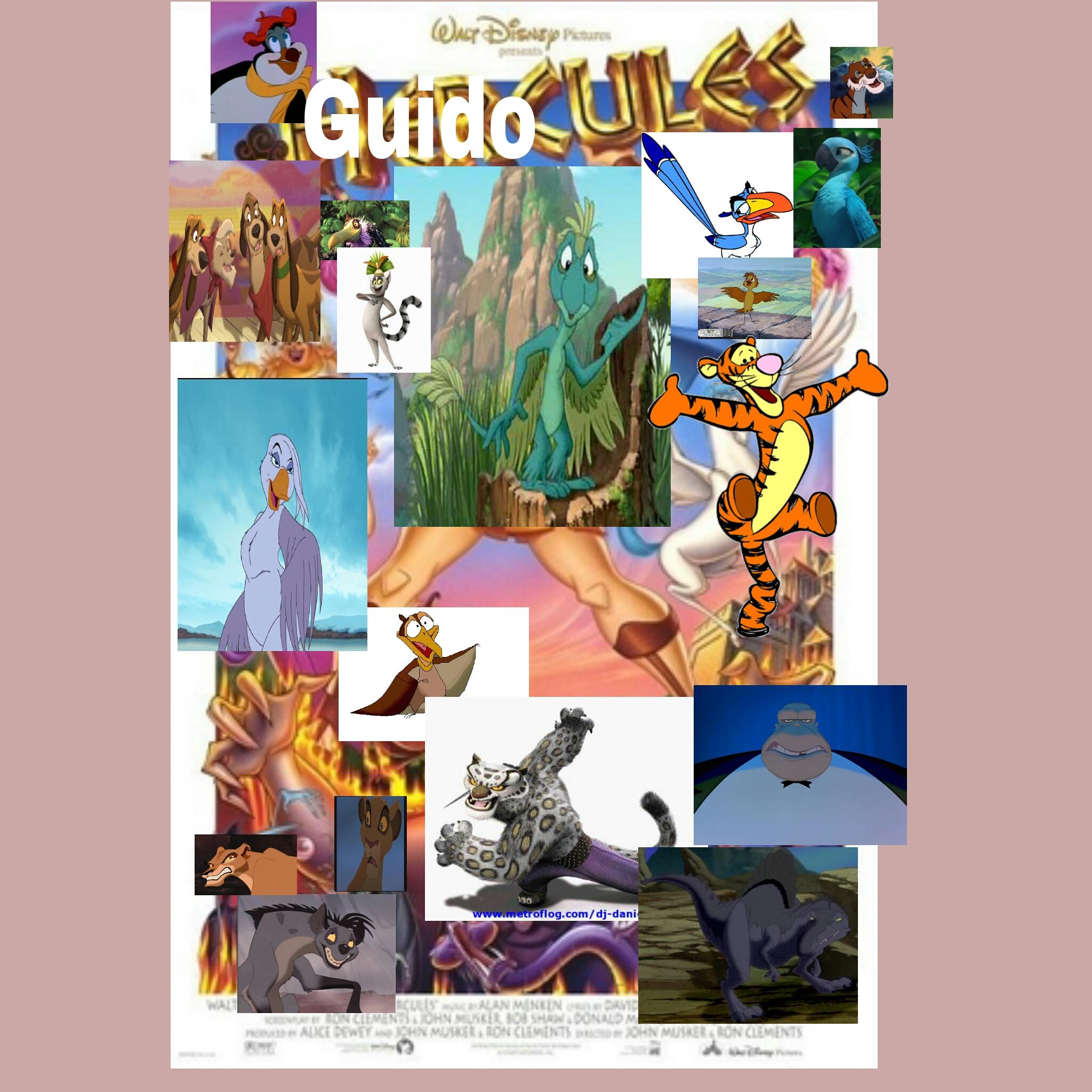 Guidocules