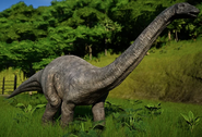 JWE Apatosaurus