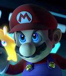 Mario in Mario + Rabbids Sparks of Hope