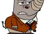 Mr. Hornbill
