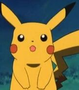 Pikachu in Pokemon Jirachi Wish Maker
