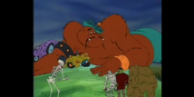 Scooby Doo and The Reluctant Werewolf (1988) screenshot