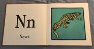 The New Alphabet of Animals (14)