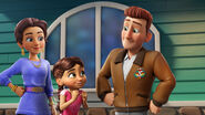 The Rocketeer - Sereena, Kit and Dave
