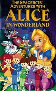 The Spacebots' Adventures with Alice in Wonderland