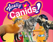 Totally Canids Poster