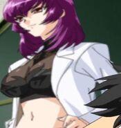 Yuuko Kouzuki's Belly Button 1