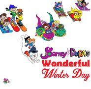 Barney and Dora's Wonderful Winter Day