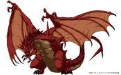 Flame Dragon Anime