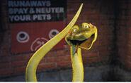 Larry the Anaconda