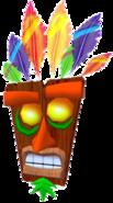 Mr Aku Aku Wrath of Cortex