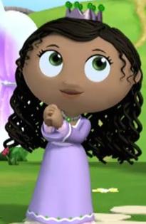 Princess Presto (Princess Pea)