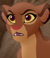 Rani in The Lion Guard