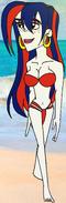 Rosie's bikini by sup fan 3