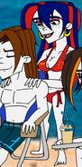 Rosie's bikini by sup fan 4