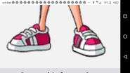 Sabrina Spellman's Shoes