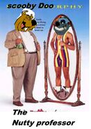 Scooby doo as the nutty professor 1996