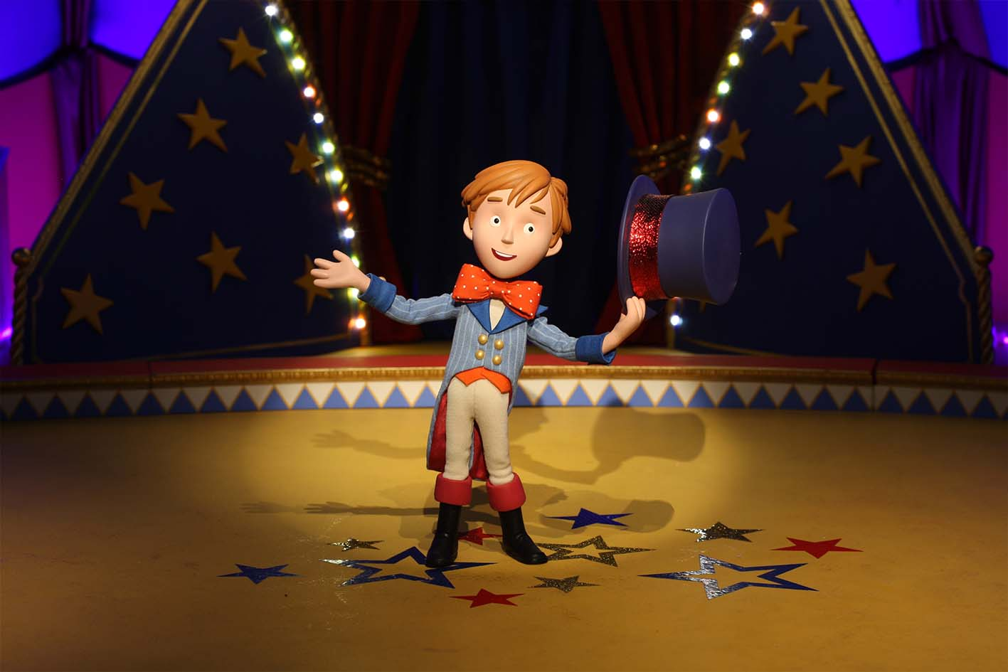 Toby (Toby's Traveling Circus)