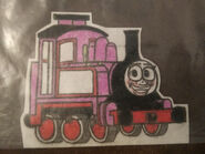 Thomas and friends rosie by joshuathefunnyguy dcy4cue-fullview