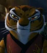 Tigress in Kung Fu Panda Secrets of the Masters