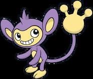 Aipom(PokemonGlobalLink)