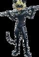 Cat Noir render 2