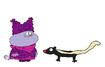 Chowder meets Zorilla