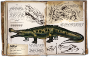 Dossier Sarcosaurus