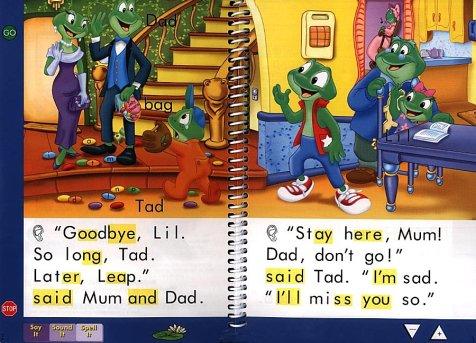 Grandpa Frog