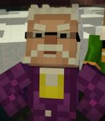 Hadrian in Minecraft- Story Mode